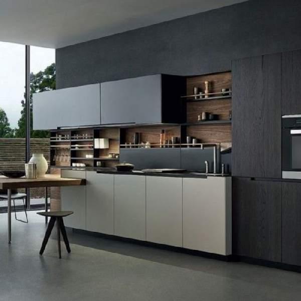 кухонные гарнитуры фото, фото 38