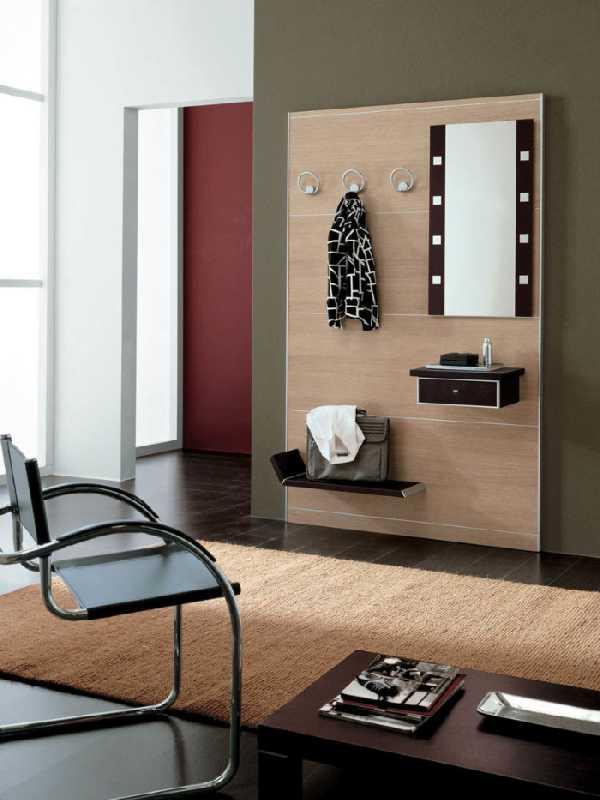прихожие в коридор в современном стиле, фото 24