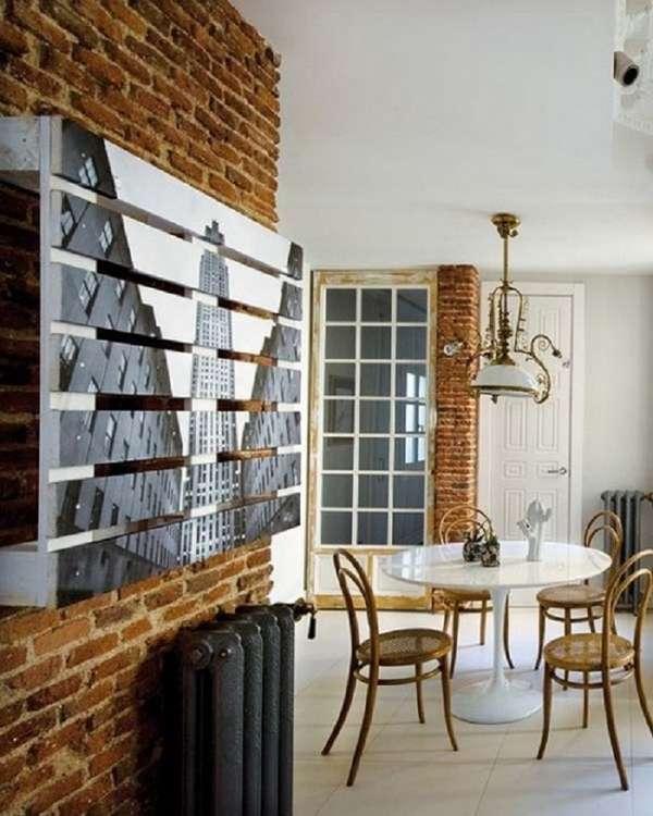 панно на стену лофт, фото 45