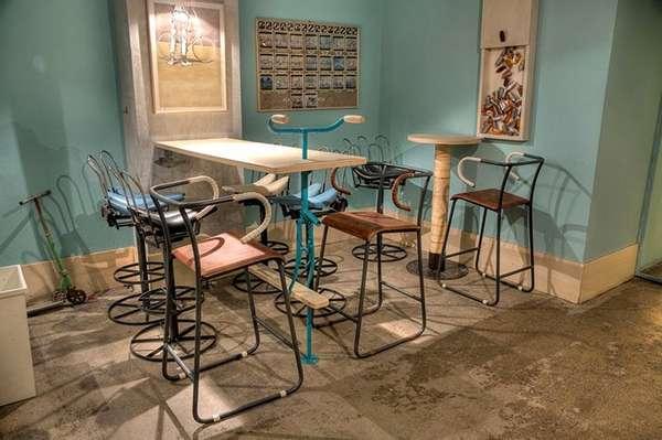 дизайнерские стулья, фото 7