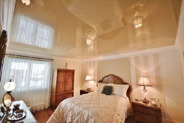 детская спальня потолок натяжной, фото 35