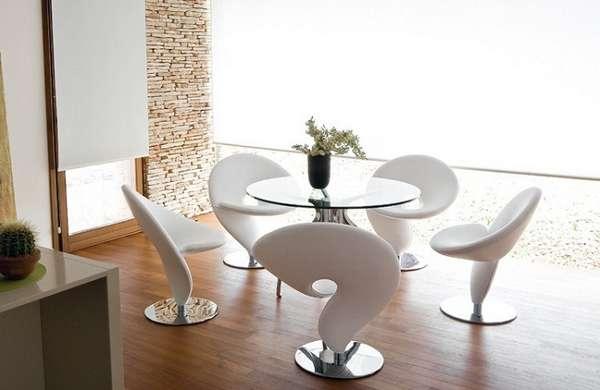 дизайнерские столы и стулья для кухни, фото 11