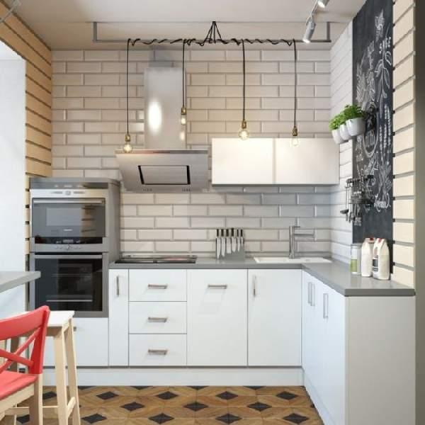 чертежи кухонных гарнитуров с размерами, фото 41