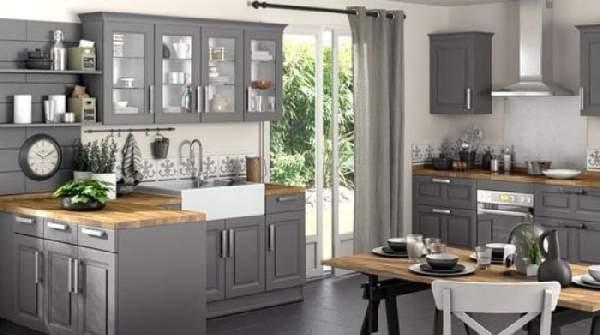 кухонные гарнитуры фото, фото 7