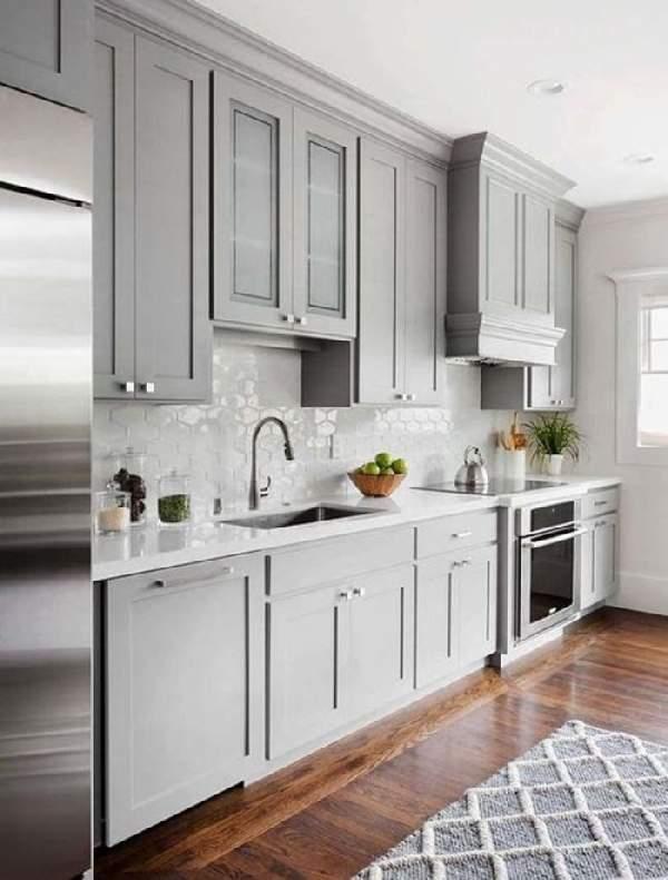 кухонный гарнитур угловой для кухни, фото 25