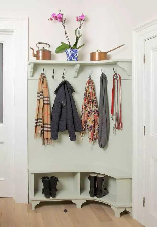 мини прихожие для маленького коридора, фото 31