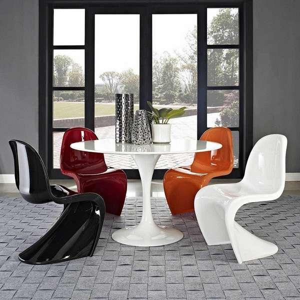 стильные дизайнерские стулья, фото 49