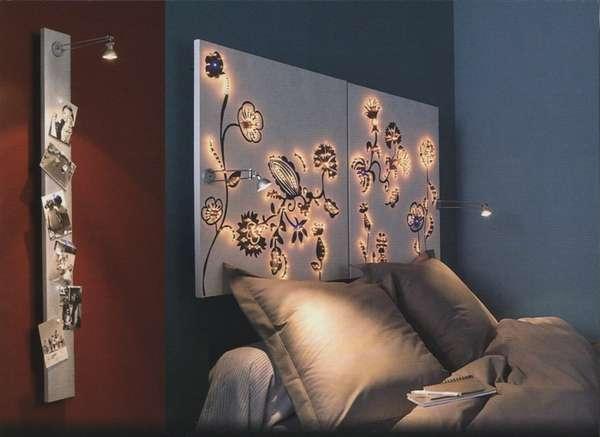 световое панно на стену, фото 11