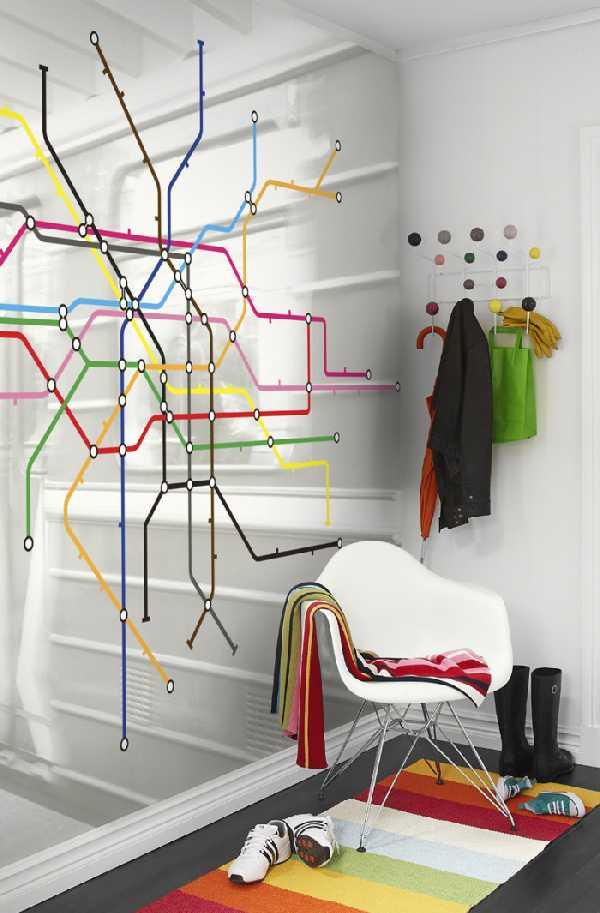 идеи для прихожей и коридора, фото 18