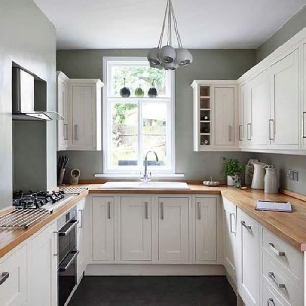 размеры кухонного гарнитура, фото 21