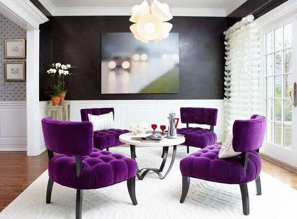 мягкие дизайнерские стулья, фото 29
