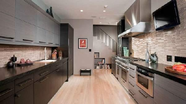 кухонный гарнитур угловой для кухни, фото 26
