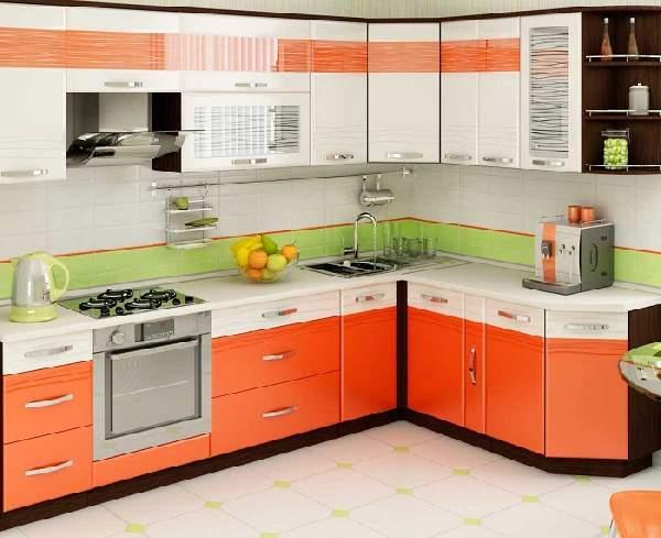 угловой кухонный гарнитур размеры, фото 28