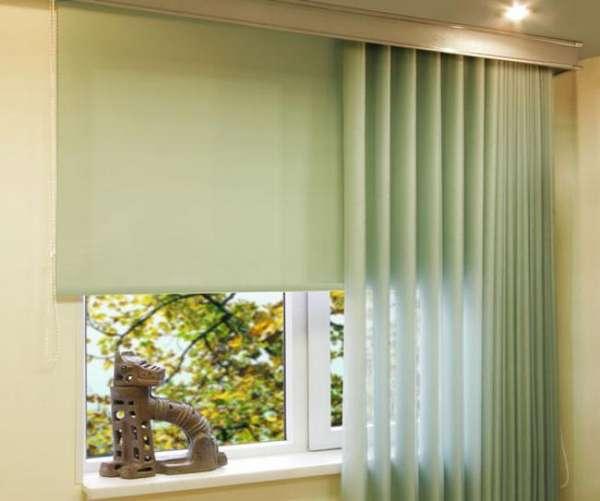 римские шторы на окнах фото, фото 41