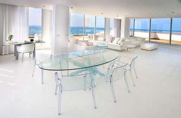 прозрачные стулья дизайнерские, фото 32