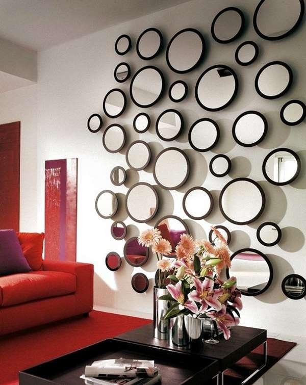 зеркальное панно на стену, фото 2
