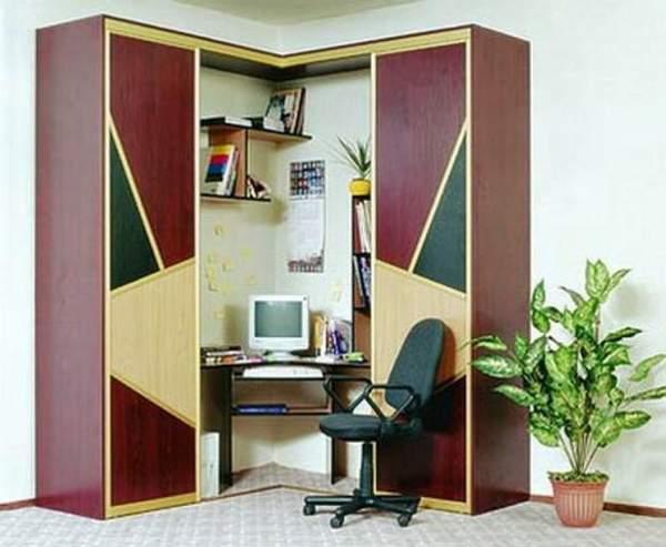 мебель для гостиной с рабочим местом фото 59