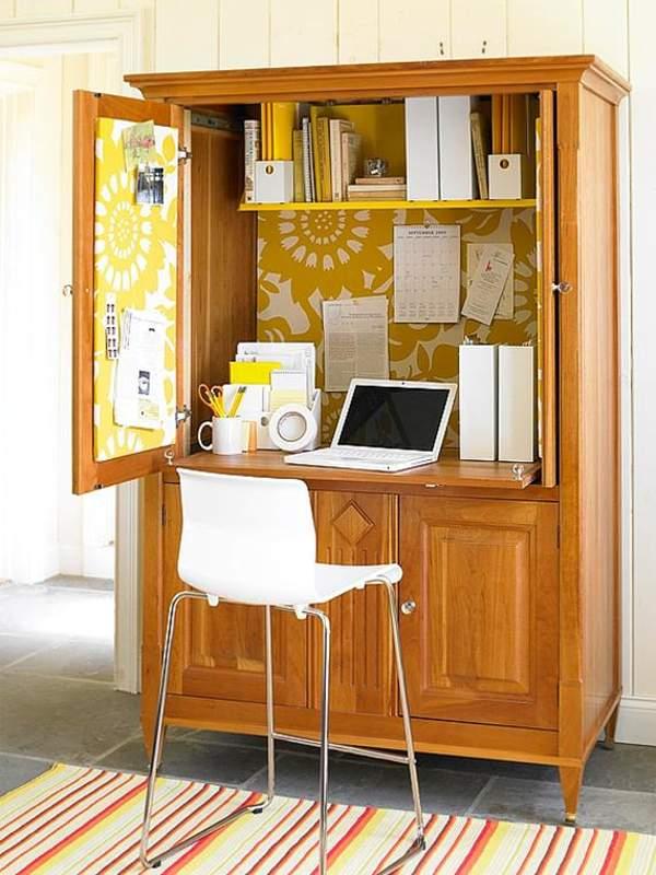 ,мебель для гостиной с рабочим местом фото 63