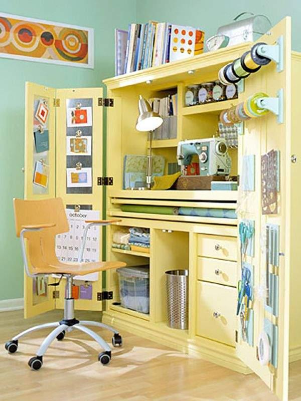 ,мебель для гостиной с рабочим местом фото 64