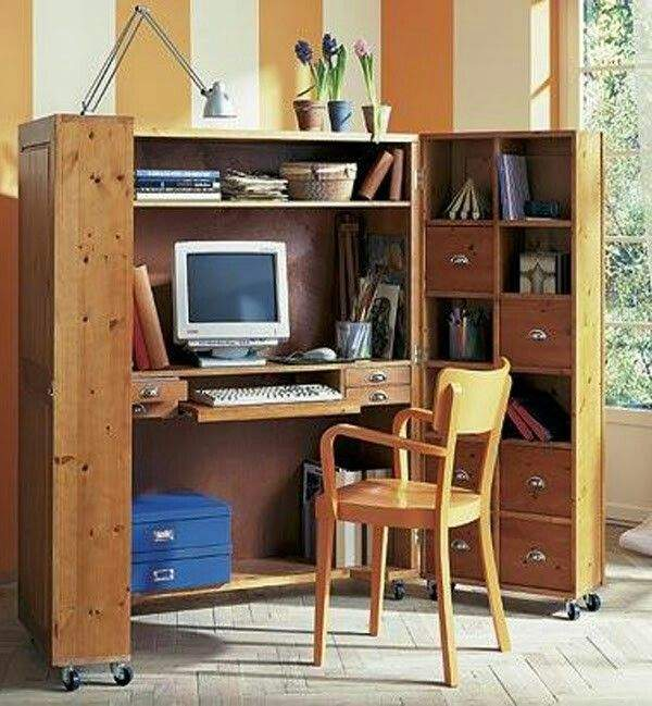 ,мебель для гостиной с рабочим местом фото 65
