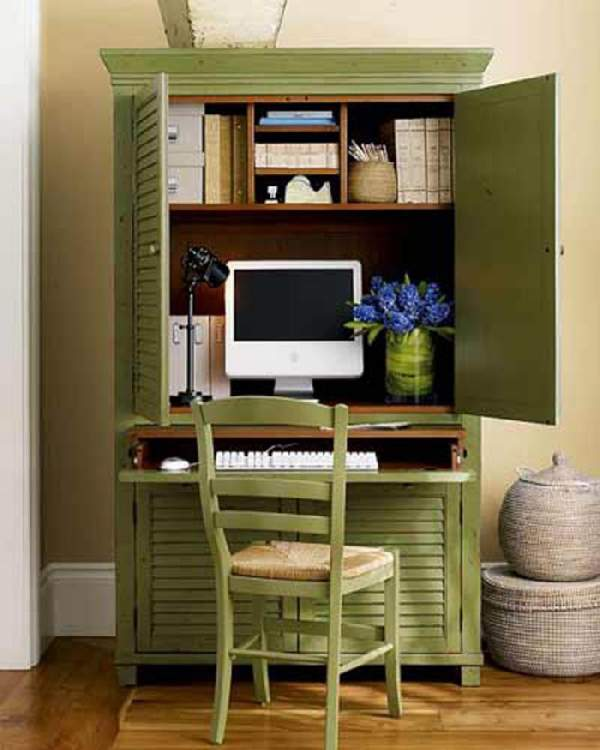 ,мебель для гостиной с рабочим местом фото 66