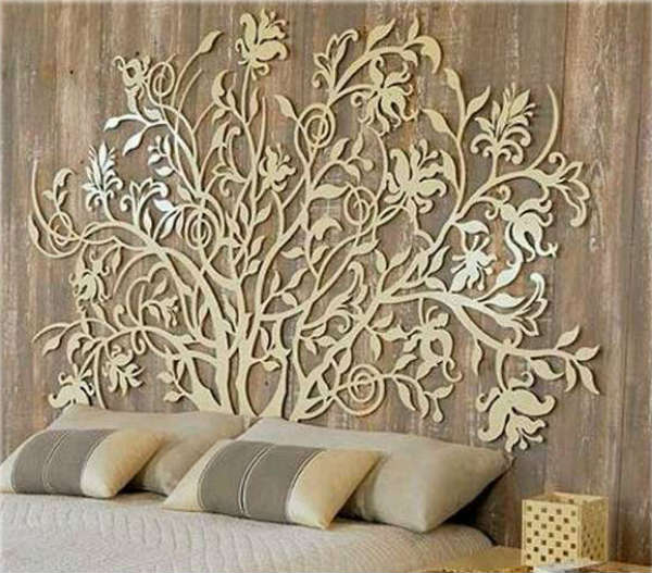 декоративное панно из дерева на стену, фото 4
