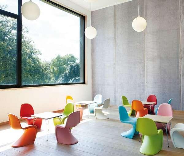 детские дизайнерские стулья, фото 22
