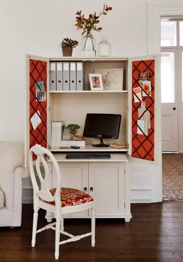,мебель для гостиной с рабочим местом фото 70