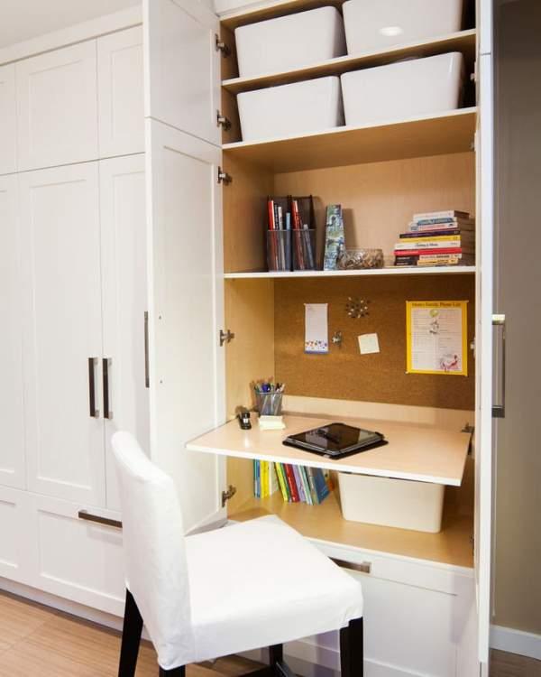,мебель для гостиной с рабочим местом фото 71