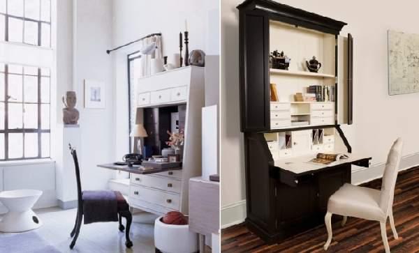 ,мебель для гостиной с рабочим местом фото 73