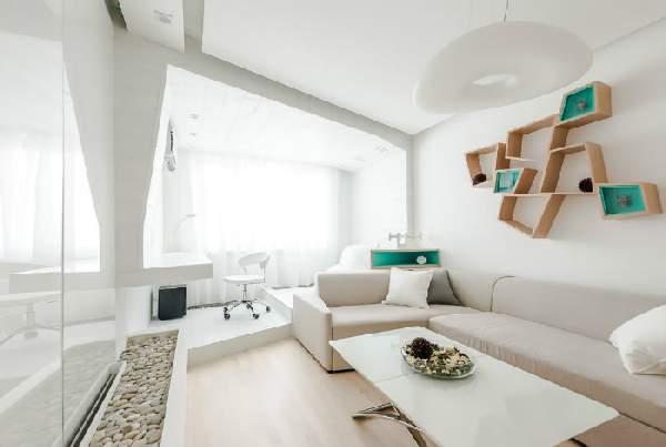 ,дизайн гостиной с рабочей зоной фото фото 77