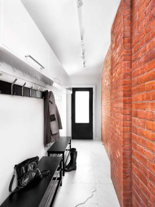 открытые прихожие в коридор, фото 78