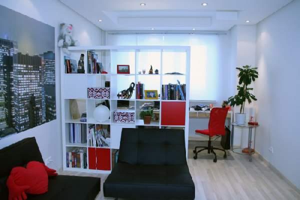 ,дизайн гостиной с рабочим местом фото 102