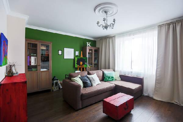 ,дизайн гостиной с рабочим местом фото 94