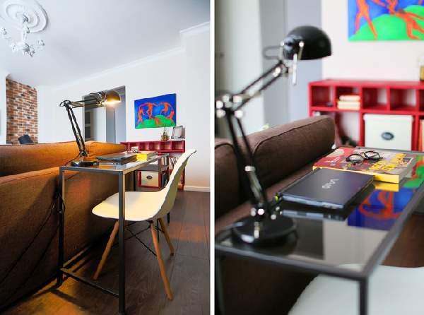 ,дизайн гостиной с рабочей зоной фото фото 95