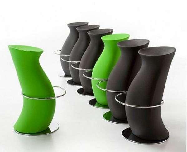 дизайнерские барные стулья, фото 14