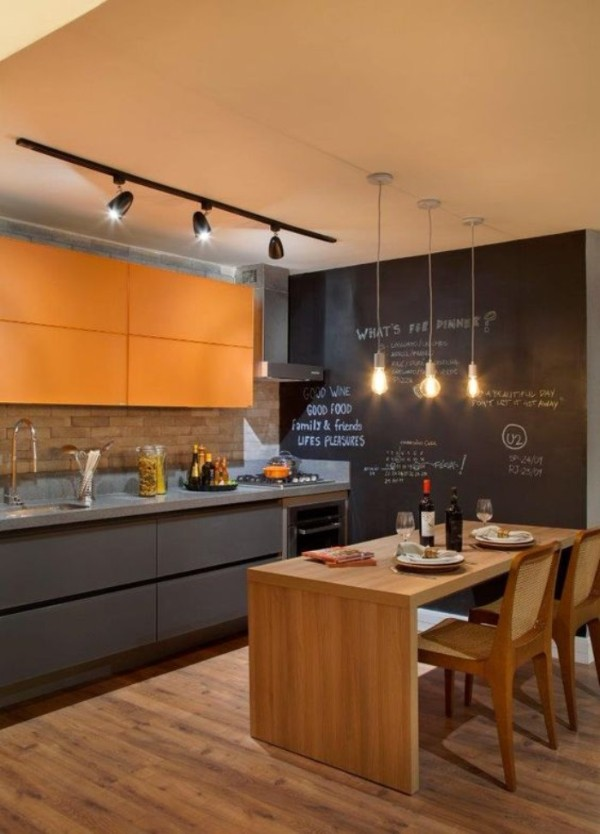 Кухонный гарнитур для вашей кухни - 80 идей оформления