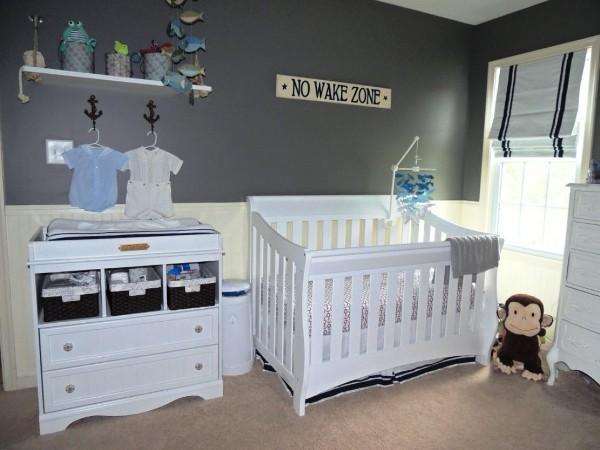 римские шторы для детской комнаты для мальчиков, фото 51