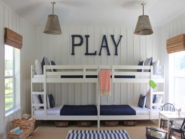 римские шторы в детскую комнату для мальчика, фото 52