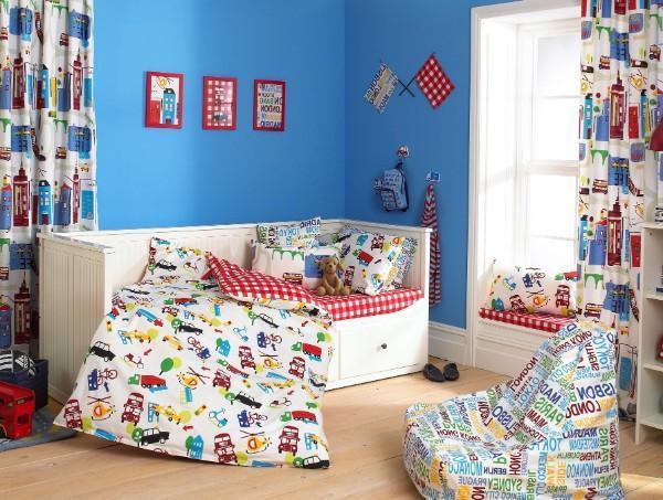 ткани для штор в детскую комнату, фото 6