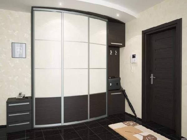 прихожие в коридор со шкафом, фото 3