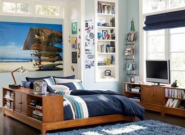 шторы детской комнаты мальчика подростка, фото 66