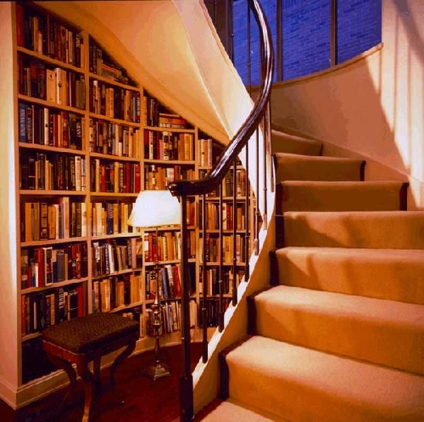 шкаф под лестницей, фото 26