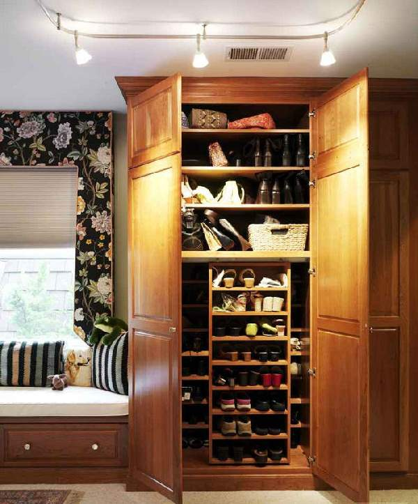шкаф для обуви в коридор, фото 38
