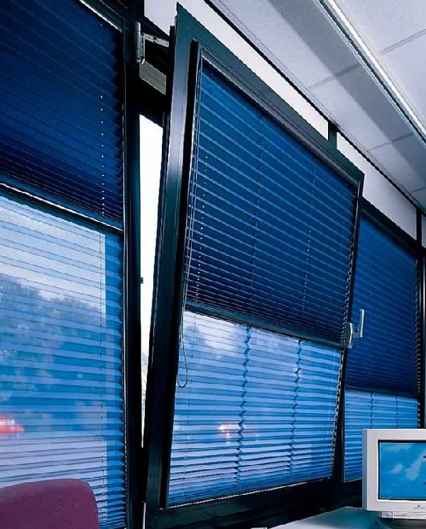 алюминиевые жалюзи на пластиковые окна, фото 18