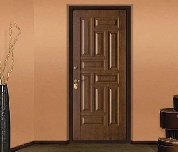 двери входные деревянные для квартиры, фото 32