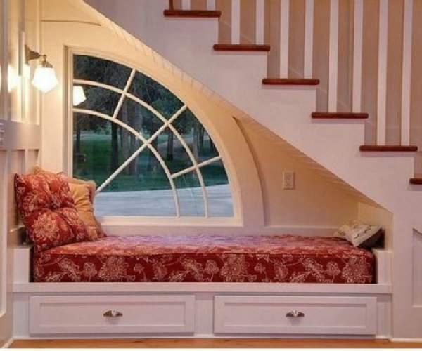 шкаф под лестницей, фото 29