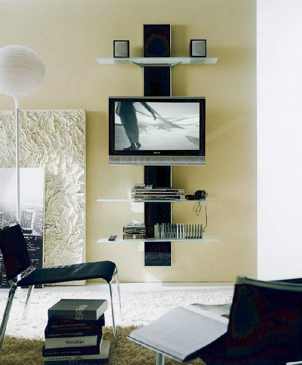 подвесные полки для телевизора, фото 20