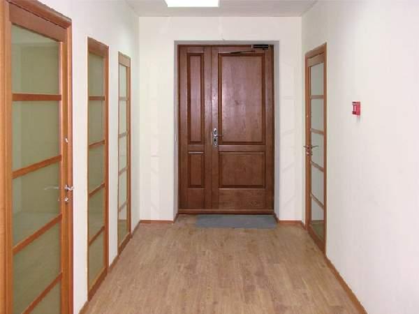двери деревянные распашные входные, фото 33