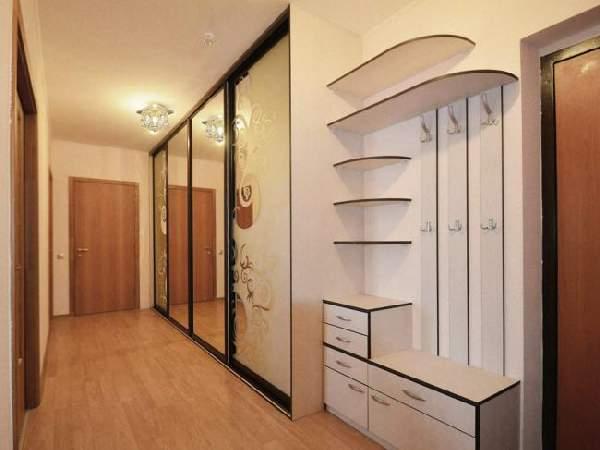 шкафы в прихожую в коридор, фото 8
